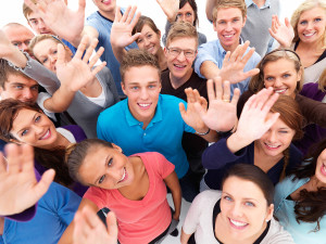 Twitter for Writers: Make friends, not sales (Image via Bigstock)
