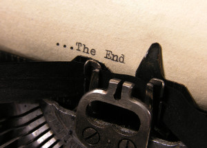 The  End is just the beginning Image via Bigstock (affiliate)