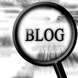 So many blogs, so little time (Image via Bigstock/argus456)