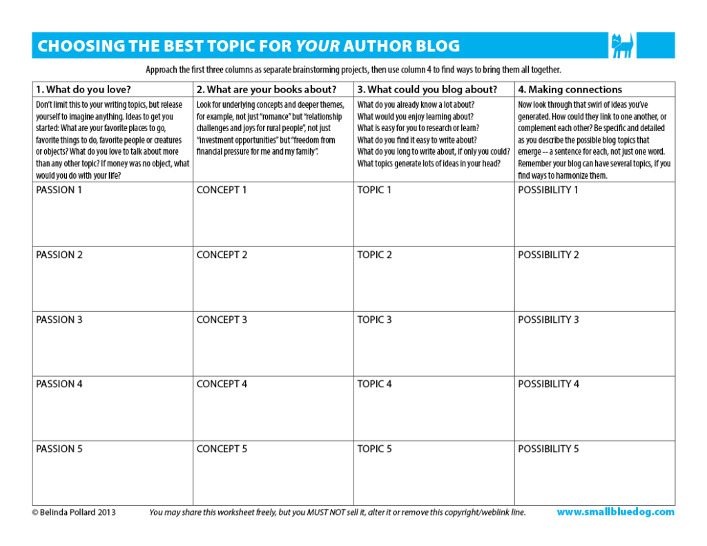 Choosing-the-best-topic-for-your-author-blog